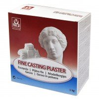 Fine Casting Plaster for Hobby and Crafts
